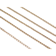 "Vintage 10k Gold Chain 22"" ~ 3.3 Grams"