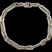 """Vintage 14k Gold Link Bracelet ~ 7 3/4"""""""