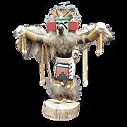 Kachina Eagle Dancer signed F LEE