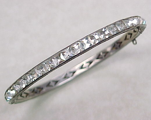 bangles bracelet sterling p silver bangle diamond mens