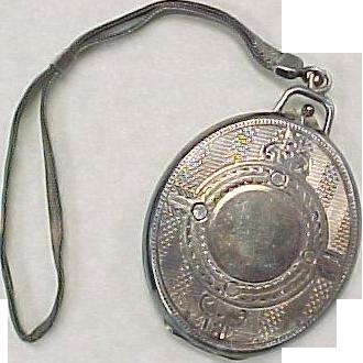 Item ID: KA Wristlet Compact In Shop Backroom