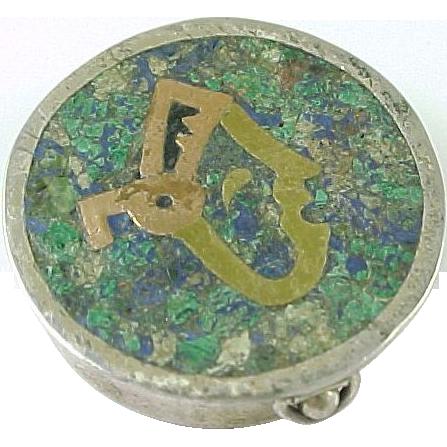 Item ID: KD Inlaid trinket box In Shop Backroom
