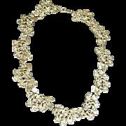 Anne Dick Brutalism Necklace