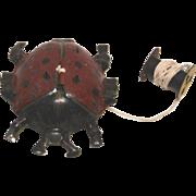 Lady Bug Tin Roaming Toy before Penny Toy Era