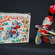 Suzuki Gangu Santa Claus Cycle