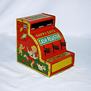 Chein Tin Happy Days Cash Register Bank