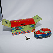 Yonezowa Magic Garage Tin Windup