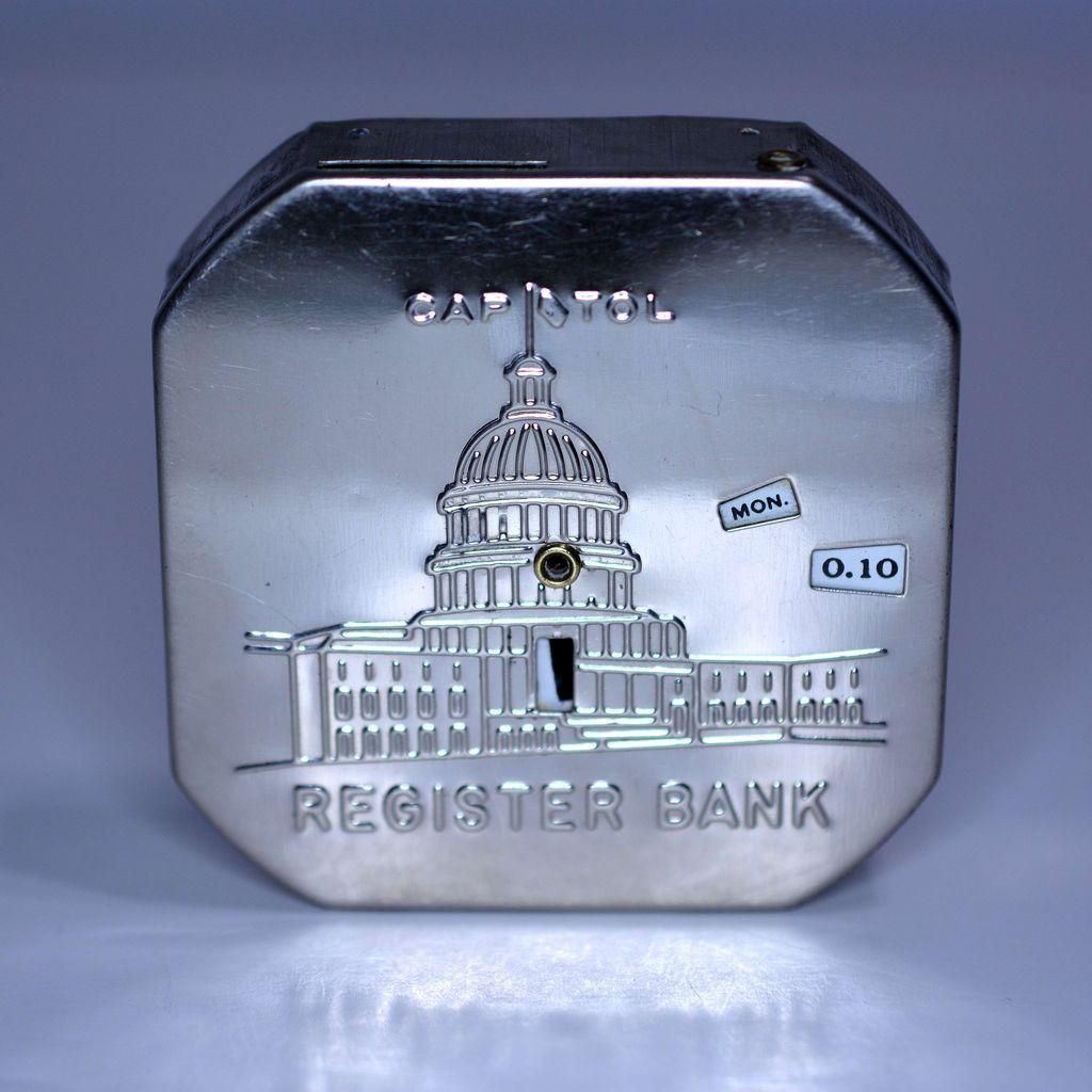 Capitol Dime Register Bank