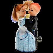 TPS Dancing Couple Tin Windup