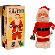 Mechanical Santa Claus by Alps in the Box