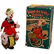 Skippy the Tricky Cyclist with Box by TPS