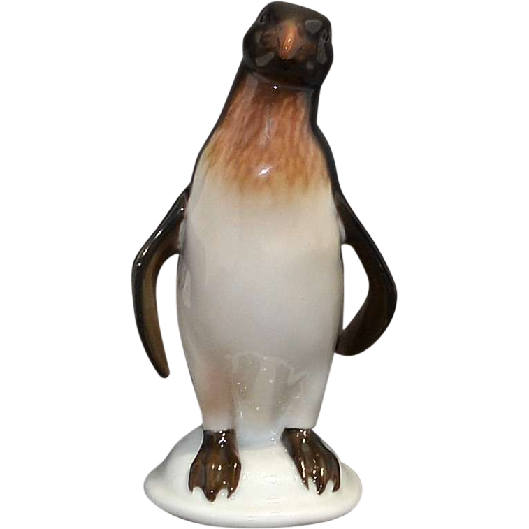 Large Rosenthal penguin figurine #361