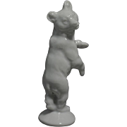 Small Rosenthal Standing Bear 1028