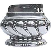 Ronson Table Cigarette Lighter Silver-plate