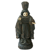 Jesus Figurine Carved Wood