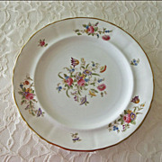 Pointons Stoke-on-Trent Pottery Porcelain Plate