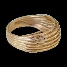 Ring Gold Modernistic 14K 5 Grams