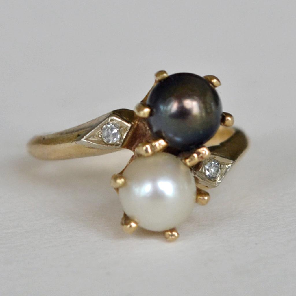 Black Ruby Ring