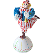 Clown Music Box Victoria Impex Taiwan