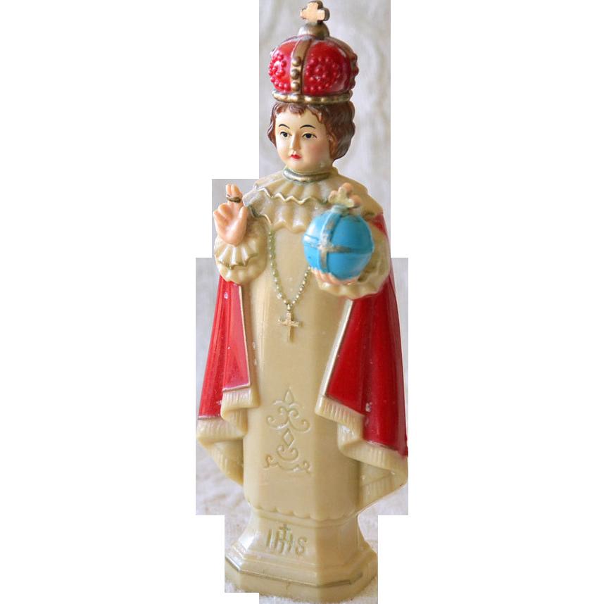 Infant Jesus of Prague Figurine Hong Kong