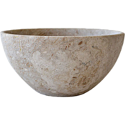 Natural Stone Hefty Bowl
