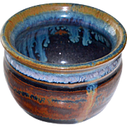 Pottery Bowl Native American Small