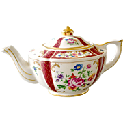 Teapot Sadler Heirloom Collection Versailles