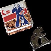 Cracker Jack Prize Elephant