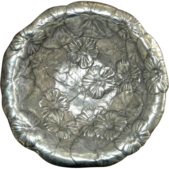 Wilton Pewter Bowl Mount Joy