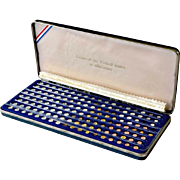 Franklin Mint Coins of the United States Miniature