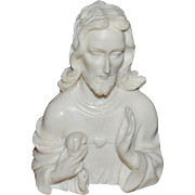 Jesus Bust Sculpture Figurine