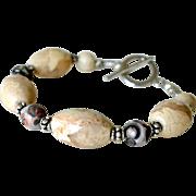 Bracelet Jasper Stone Beads