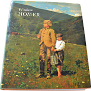 Art Book Winslow Homer 1995