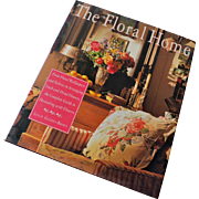 Book The Floral Home 1991 Brown
