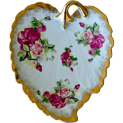 Dish or Pin Tray Roses Japan
