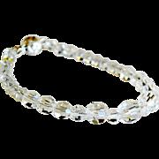 Dainty Crystal Bracelet