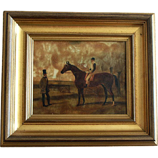 Painting Frame Gold Gilt with Print