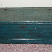 19th Century Carpenter's Sea Chest