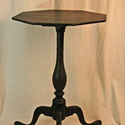 18th Century Connecticut Candle Stand