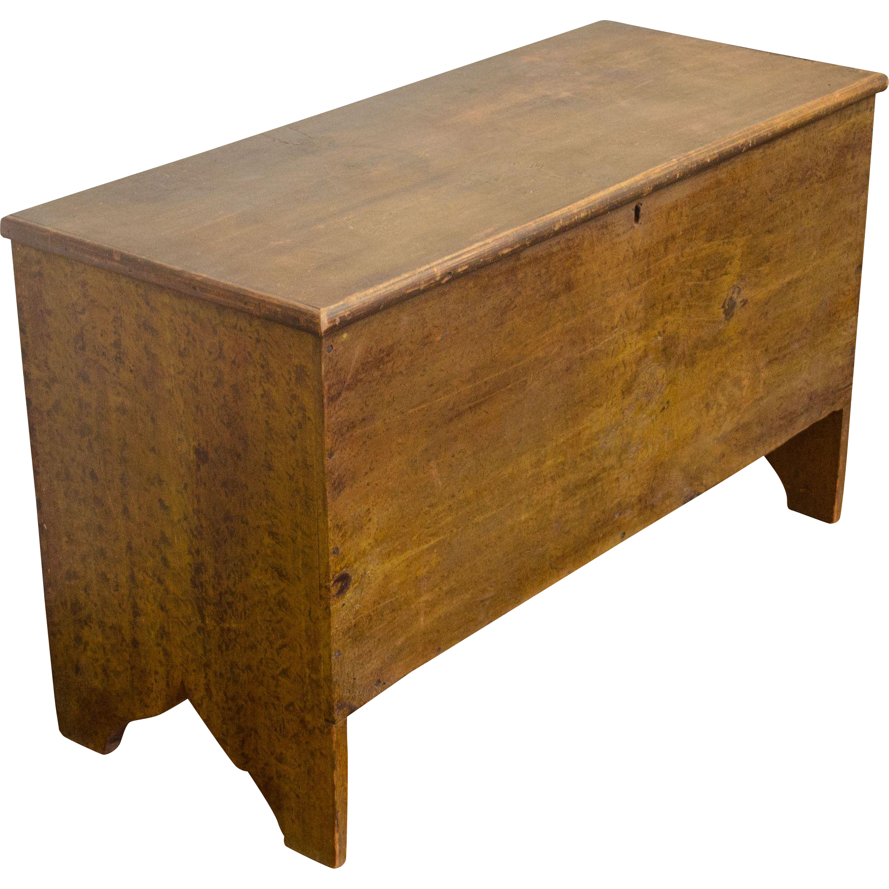 Maine Six-Board Blanket Chest