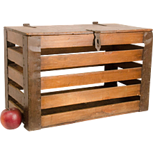 19th Century Egg Crate