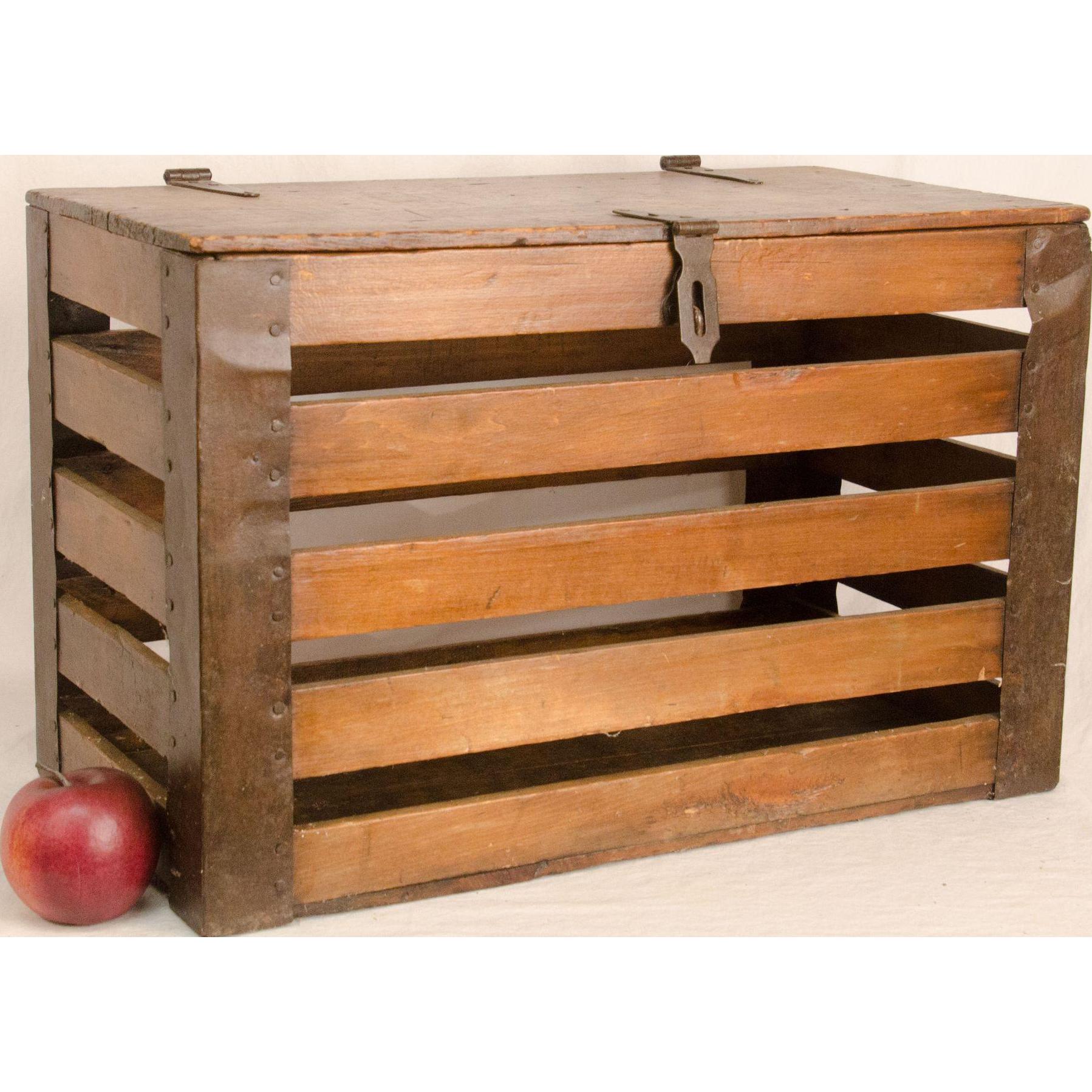 19th Century Egg Crate