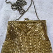 La Regale Beaded Vintage Bag
