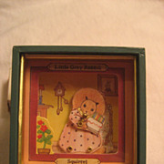 Dancing Rabbit Music Box 'Close To You '