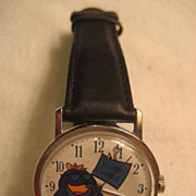 Charlie Tuna Vintage Wind Up Watch