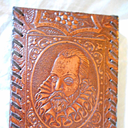Leather Embossed Vintage Notebook Pad