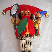 Steinbach Joker Wooden Incense Smoker