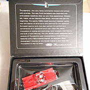 Thunderbird Die Cast Ornaments