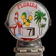 Florida Vintage Flip Calendar