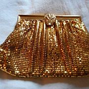 Whiting & Davis Mesh Vintage Handbag